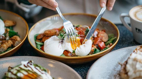 Post image Top Vegan Restaurants in Toronto Kings Cafe - Top Vegan Restaurants in Toronto